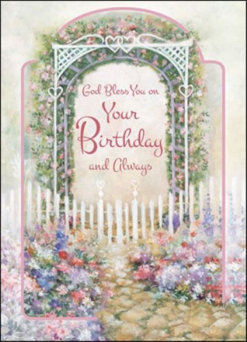 God Bless you on your Birthday | 361 x 500 jpeg 58kB