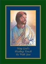 May God's Healing Touch Be With You Booklet