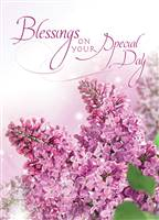 Blessings on your Special Day
