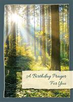Birthday Prayer for You